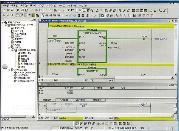 CX-Programmerラダー図画面